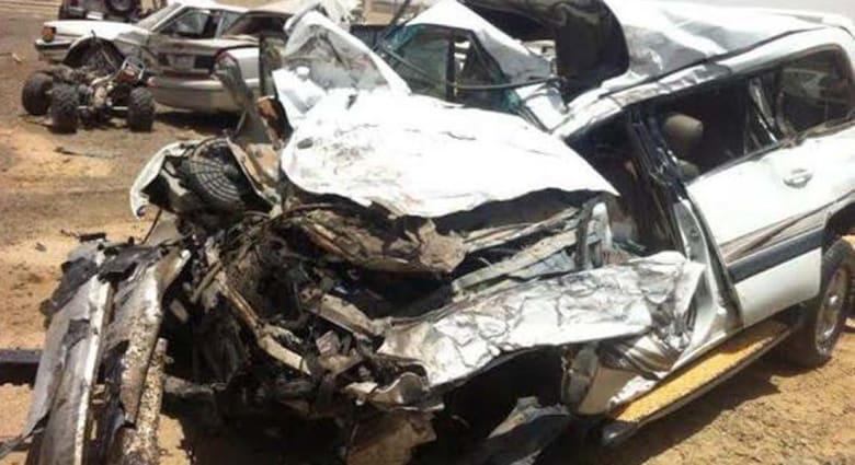سعودية تفارق الحياة فور سماع نبأ وفاة زوجها وابنتها في حادث