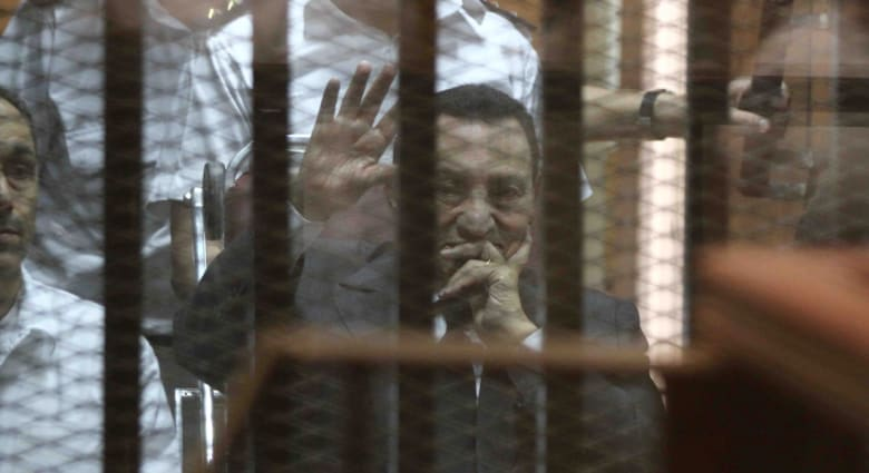 محام: مبارك لم يطلب عفوا رئاسيا من السيسي