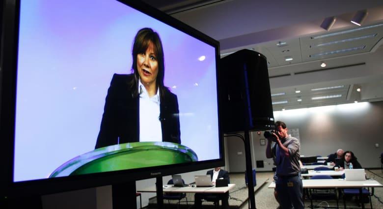 مديرة جنرال موتورز: الشركة ستستدعي المزيد من سياراتها