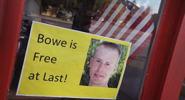 مسؤول أمريكي: الجندي المفرج عنه احتجز في صندوق