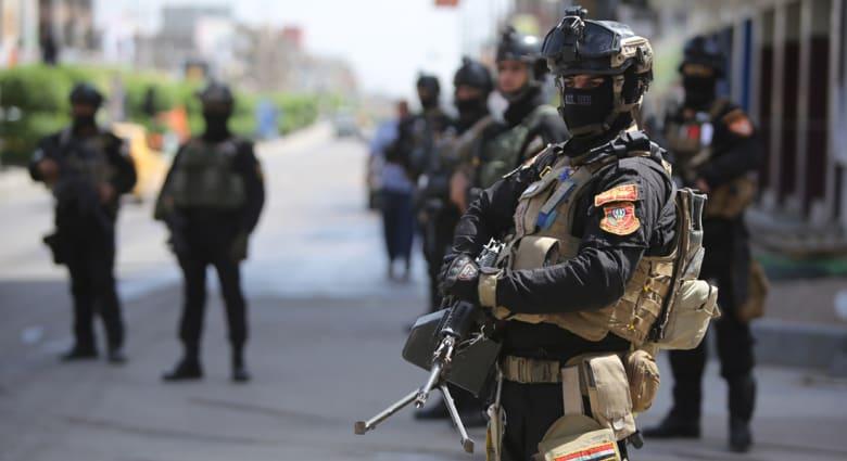 مسلحون يستخدمون طلبة كدروع بشرية بمواجهات مع الأمن العراقي بجامعة الأنبار
