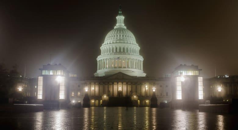 أمريكا: إخلاء مبنى الكونغرس بعد دخول طائرة لمجاله الجوي المحظور دون تواصل