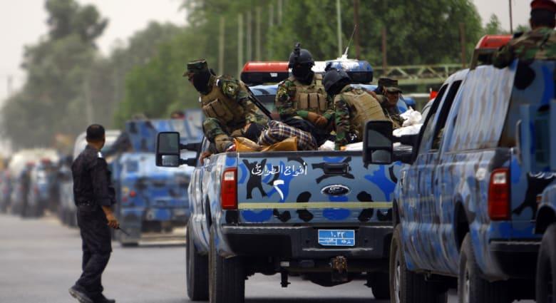 العراق: 17 قتيلا و62 جريحا بهجومين انتحاريين على مقر حزب كردي