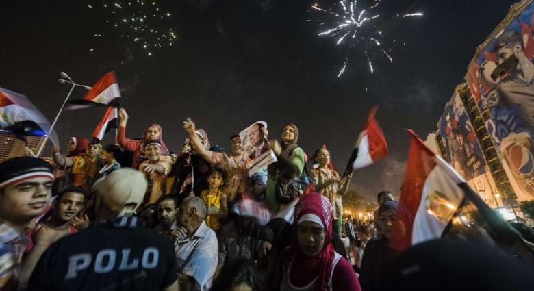"""التحرش مرة أخرى في ميدان التحرير ومغردون يقولون إنه """"اغتصاب جماعي"""""""