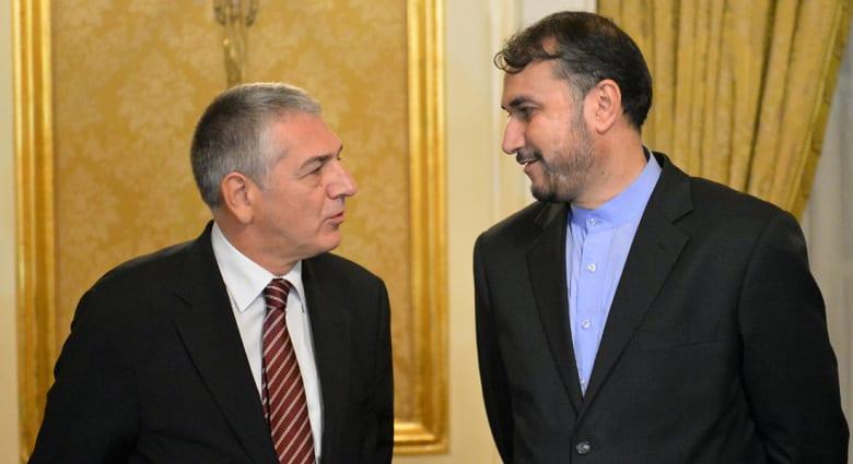 إيران: متقاربون مع مصر الحبيبة بشأن سوريا ونأمل بلقاءات على مستوى عال بالرياض