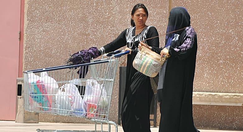 تويتر السعودية.. ماذا لو هربت الخادمة قبل رمضان؟