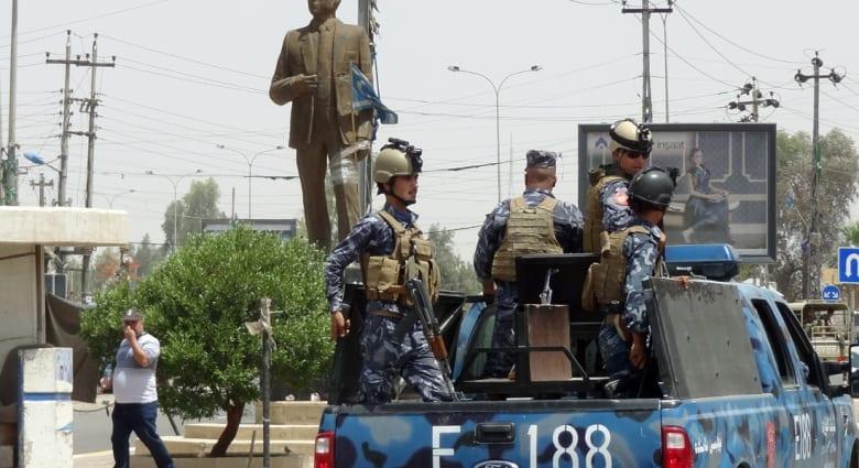 مسؤول أمريكي: قرار مرتقب بشأن تحرك عسكري محتمل في العراق