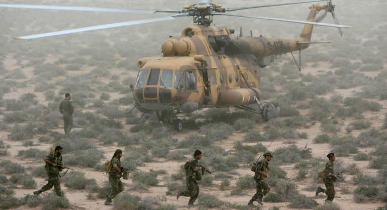 مصدر لـCNN: قائد قوة القدس الإيرانية المخصصة للمهمات الخارجية زار العراق