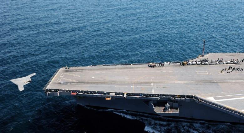 """التطورات العراقية الليلة.. توقع وصول قطعتين بالبحرية الأمريكية إلى الخليج بجانب حاملة الطائرات """"جورج بوش"""""""