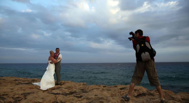 8 أسرار لصور زفاف مثالية
