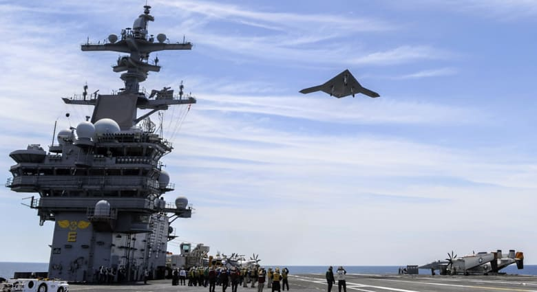 مصادر لـCNN: أوباما اجتمع بطاقمه الأمني.. واستخدام طائرات بدون طيار من الخيارات بالعراق