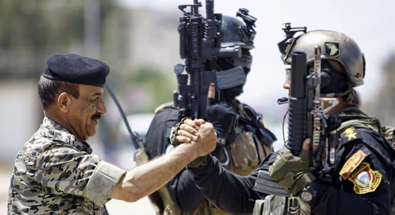 المالكي: استوعبنا صدمة الهجوم.. الجيش: ابعدنا داعش 20 كيلومترا عن محيط الإمامين بسامراء