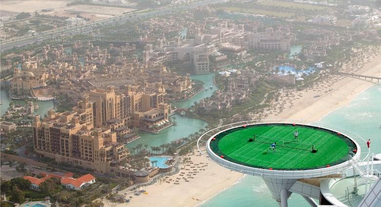 دبي تحتل المرتبة الثالثة بين وجهات السفر للصينيين الأثرياء