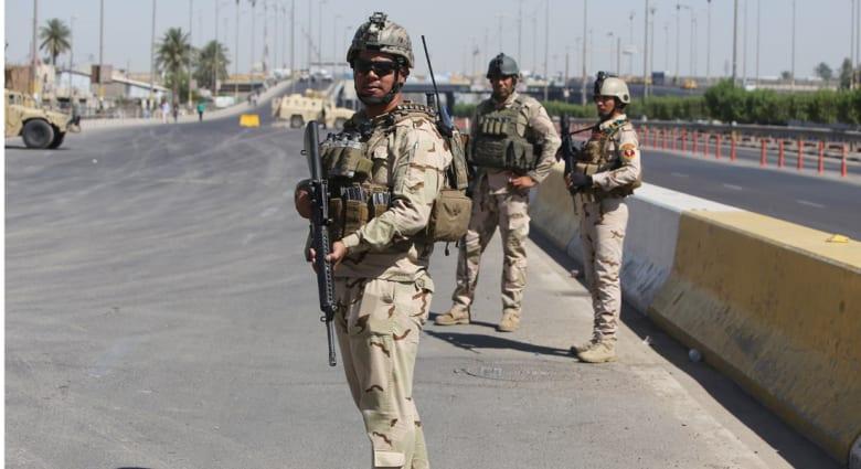 """مصادر عراقية: إستعادة منفذي """"طريبيل"""" و""""الوليد"""".. والقوات تواصل التقدم بسامراء"""