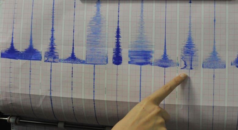 هزة ارضية عنيفة بقوة 7.9  درجة قرب ألاسكا