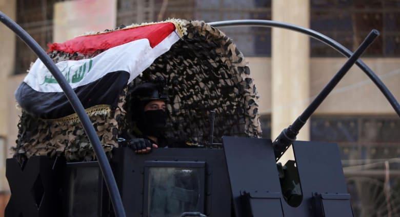 وصول المزيد من القوات الأمريكية الخاصة إلى العراق