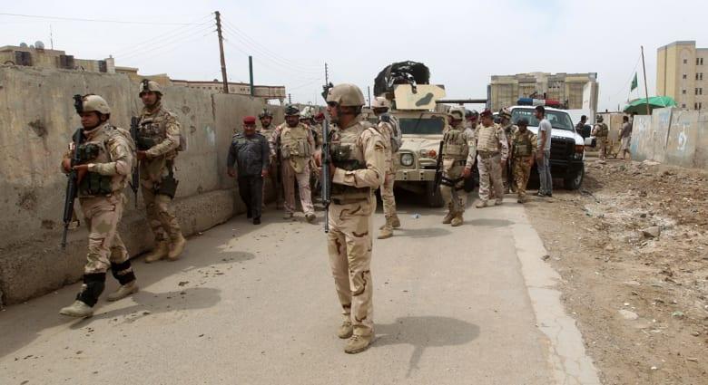 مصادر عراقية: مقتل 7 جنود وجرح 29 بمهاجمة داعش قاعدة عسكرية جنوب بغداد