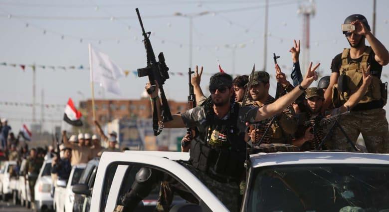 """HRW: """"داعش"""" دمرت مساجد للشيعة ونهبت قريتين قرب الموصل"""