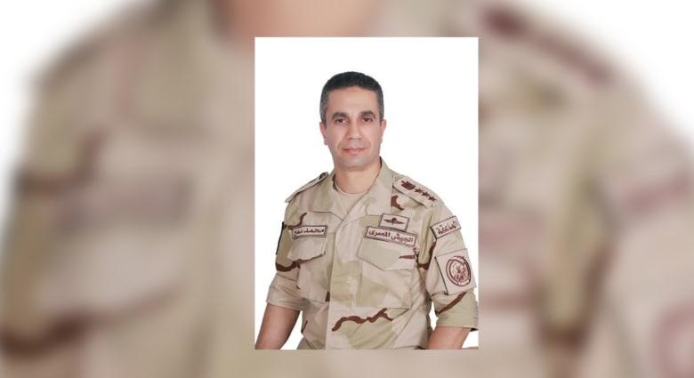 """مصر: متحدث عسكري جديد خبير بالحراسة والرماية ومقاومة الإرهاب.. خلفا لعلي """"الوسيم"""""""