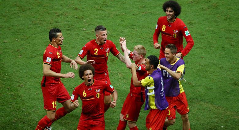 البرازيل 2014.. بلجيكا تتأهل لربع النهائي وأمريكا تودع المونديال
