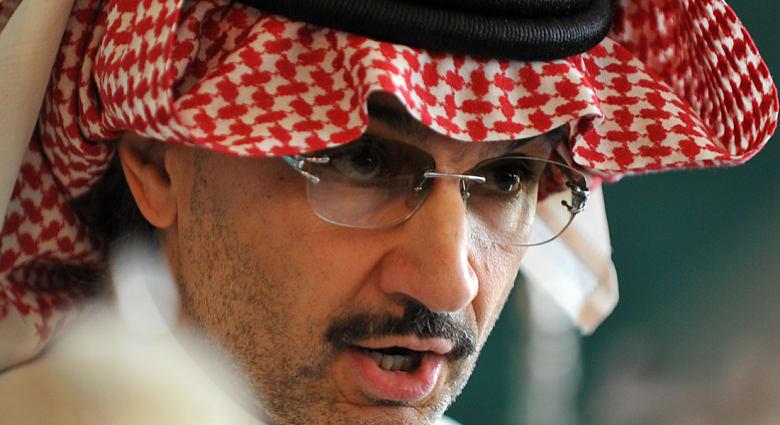 تويتر ينشغل بخبر خسارة الوليد بن طلال 4 مليارات ريال بالبورصة