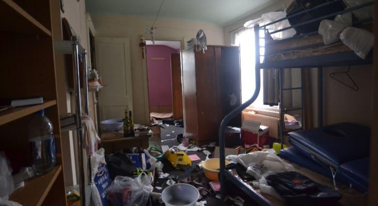 هل تصدق: هذا المنزل الخرب في لندن... بمليون دولار؟