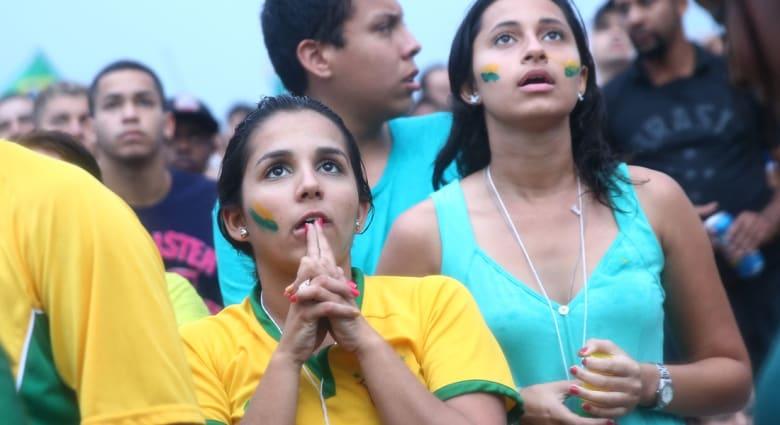 """تويتر: البرازيل اعتمدت سمعة """"السلف الصالح"""" وألمانيا هزت العرب.. أكثر من غزة"""