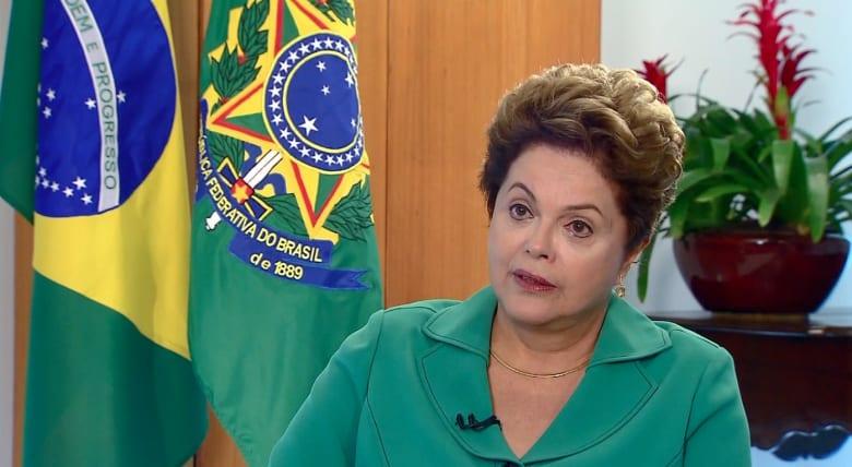 رئيسة البرازيل تتحدث لـ CNN عن المباراة مع المانيا: كوابيسي لم تكن بهذا السوء