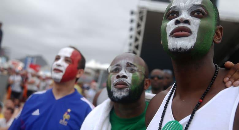 الفيفا تعلق مشاركة نيجيريا في البطولات الإقليمية والقارية والدولية في كرة القدم