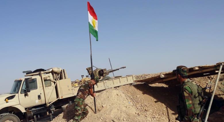بغداد للبيشمرغة: أخلوا المنشآت النفطية فورا تجنبا لعواقب وخيمة