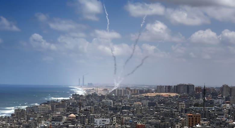 """غزة: 204 قتلى والصواريخ مستمرة.. والجهاد تعتبر مبادرة مصر """"مساواة بين الجلاد والضحية"""""""