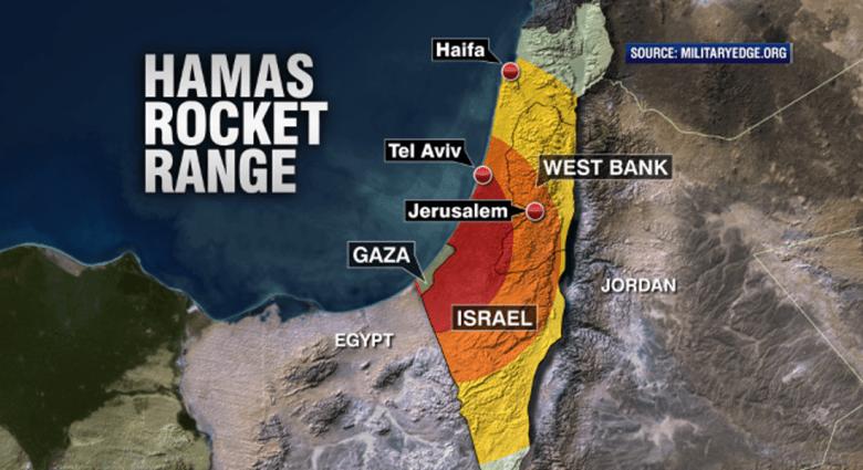 كيف تطور مدى صواريخ حماس؟ وهل تضطر إسرائيل لإعادة احتلال جزء غزة المحاذي لمصر؟