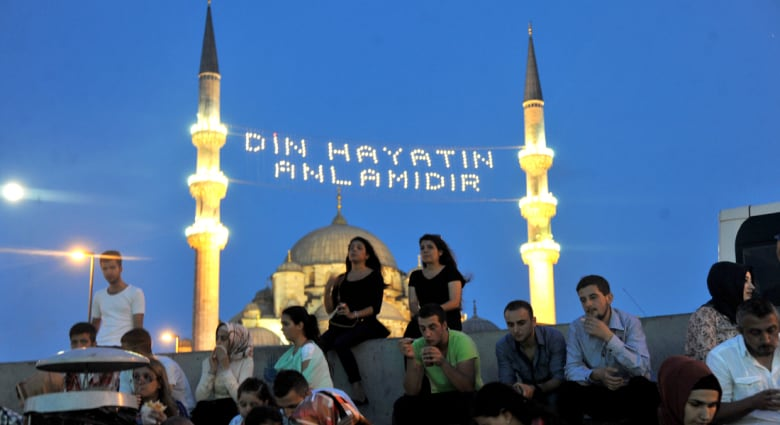 تركيا تنفي تطاول وزير الداخلية على الرسول محمد