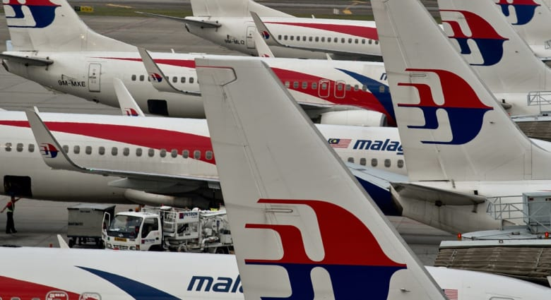 تحطم طائرة ركاب ماليزية من طراز بوينغ 777 فوق أوكرانيا