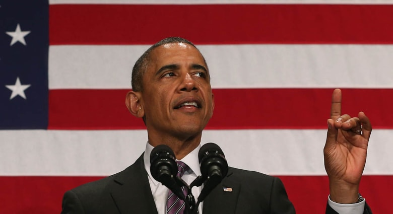 صحف: أوباما يهدي ميركل هاتفا وجوازات السفر السورية بالسوق السوداء