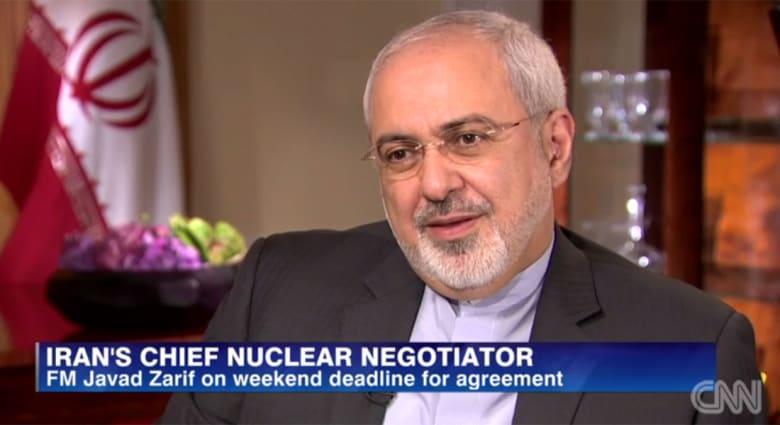 ظريف ينفي وقوف إيران خلف المالكي: داعش تهدد المنطقة ولن أدخل بنظريات المؤامرة