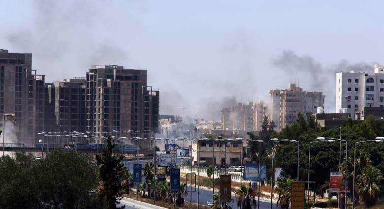 ليبيا .. معارك بين مليشيات مصراته والزنتان للسيطرة على المطار هي الأسوأ منذ 2011
