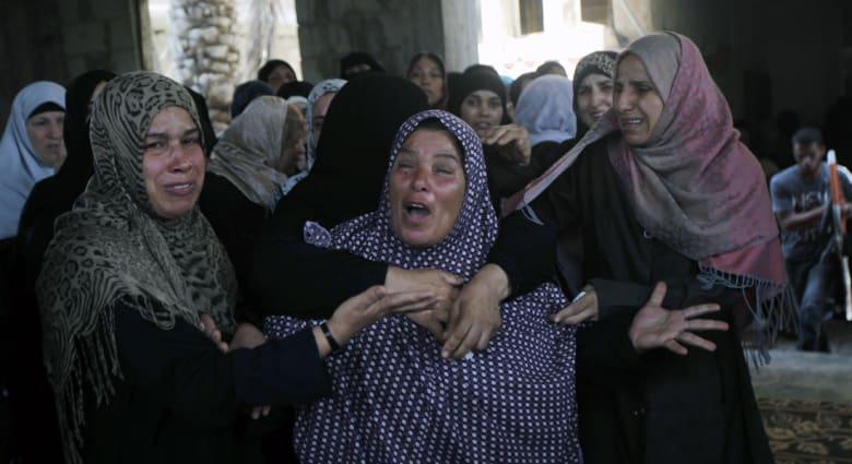 """مقتل سبعة جنود إسرائيليين الاثنين.. وحصيلة قتلى """"الجرف الصامد"""" تتجاوز 500 فلسطينيا"""