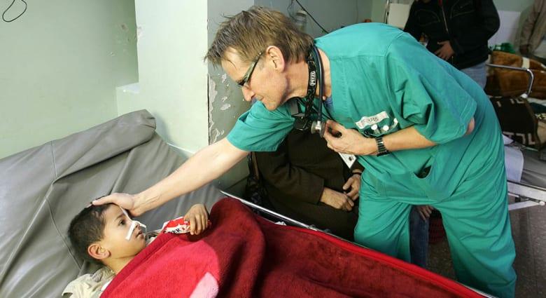 """صحف: """"ملاك نرويجي"""" في غزة ومعركة كردية على رئاسة العراق"""