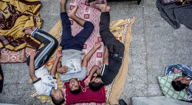 693 قتيلا فلسطينيا الأربعاء وقتلى الجانب الإسرائيلي يرتفع إلى 35