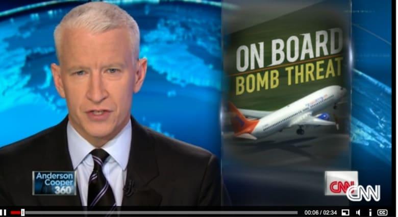 """راكب يهدد بتفجير كندا.. وقوات """"سوات"""" تقتحم طائرة بتورنتو"""