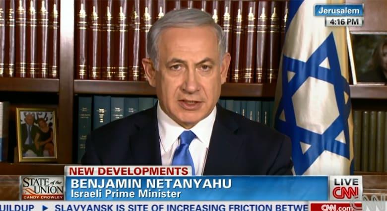 نتنياهو لـCNN: نريد نزع سلاح حماس ورفض ضرب الإرهاب لوجود مدنيين.. هزيمة للعالم