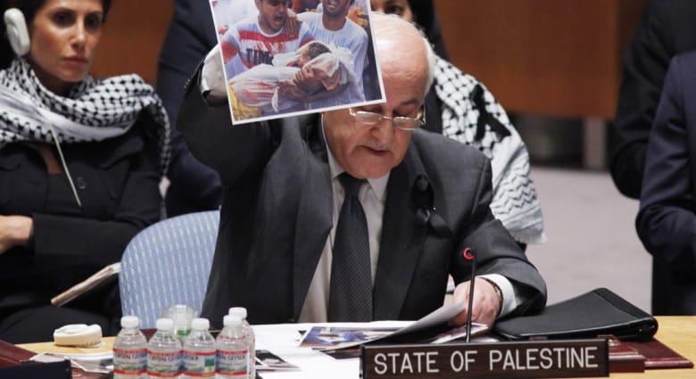 مجلس الأمن يدعو لحل الدولتين ووقف عاجل وغير مشروط لإطلاق النار بغزة