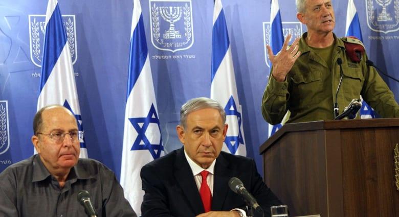 نتنياهو: لن نقبل وقف إطلاق النار دون تدمير أنفاق غزة وعلينا كسر قدرة حماس