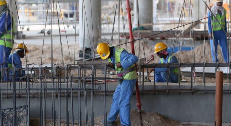 قطر بتقرير غارديان حول عمال المونديال: لا يمكن حل مشاكل عالمية بين ليلة وضحاها