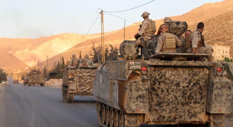 لبنان: 8 قتلى من الجيش بمواجهات مستعرة في عرسال وجبهة النصرة تخطف عسكريين