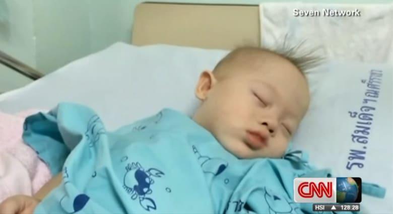 الرضيع غامي.. يسلط الضوء على بشاعة عالم تأجير الأرحام
