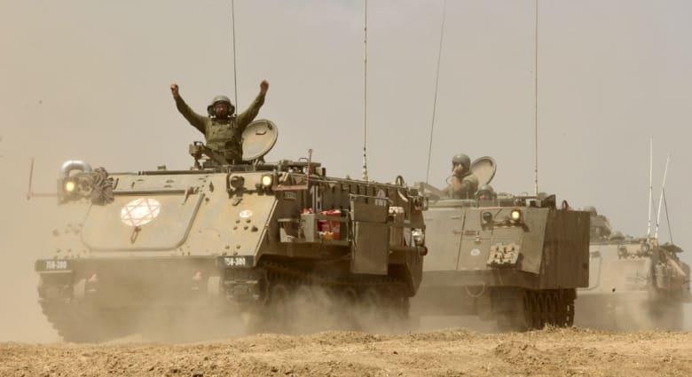 """الجيش الإسرائيلي ينهي """"هدنة أحادية"""" في غزة.. ونهاية محتملة لـ""""الجرف الصامد"""" خلال ساعات"""
