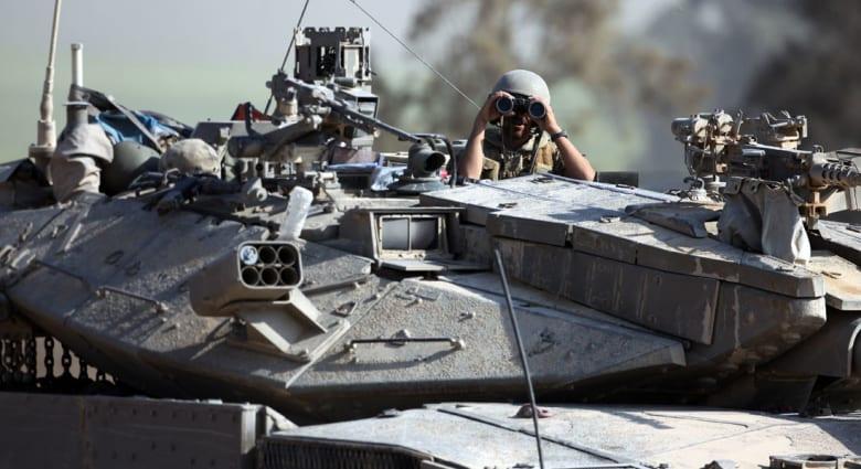 قوات إسرائيلية للتدخل السريع قرب غزة.. حماس تعرض قصة عناصرها تحت الأرض وتهدد بنزع روح من ينزع سلاحها