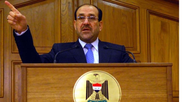 """المالكي: ظهر """"داعش"""" لا يركب وهي امتداد للفكر الوهابي المتطرف"""